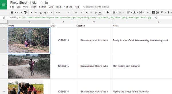Newco Shift   Easily Add Images to Your Google Spreadsheet