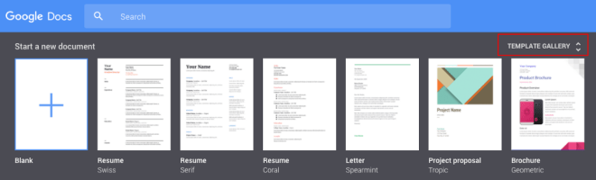 Newco Shift | Google Drive\'s Public Templates Are Going Away — So ...
