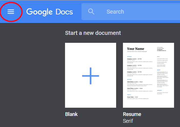 Newco Shift Internet Went Down Work On Your Google Docs Offline - Google documents offline