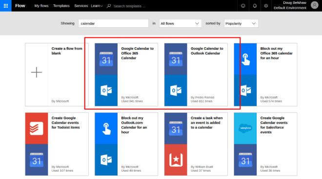 Newco Shift | Sync Your Calendars Using Microsoft Flow (And Yes