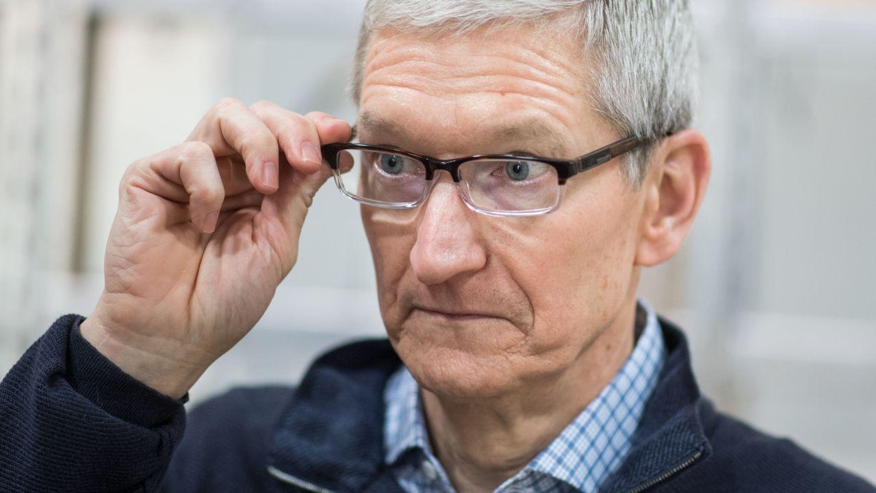 Tim Cook akıllı gözlük