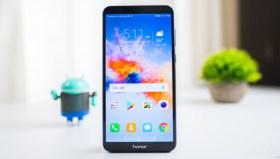 Huawei'nin  yeni çift kameralı telefonu: Honor 7X