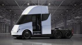 Tesla Semi ile geleceğin tırları ile tanışın!
