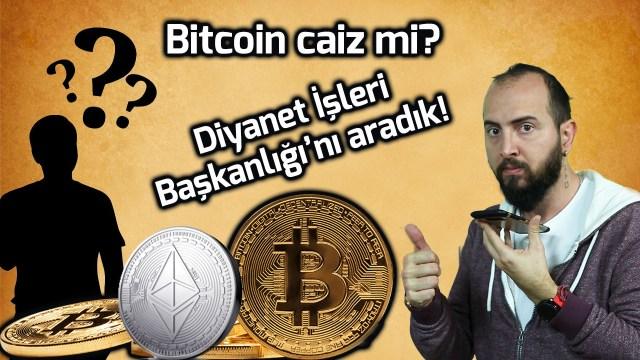 Bitcoin caiz mi? Aradık öğrendik!
