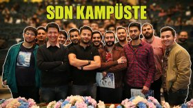 SDN Kampüste #1 – Sakarya Üniversitesi (vLog)