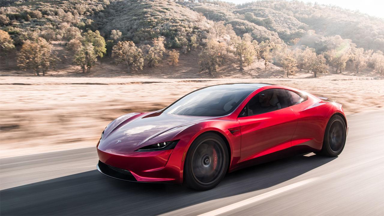 Tesla Roadster ve Tesla Semi