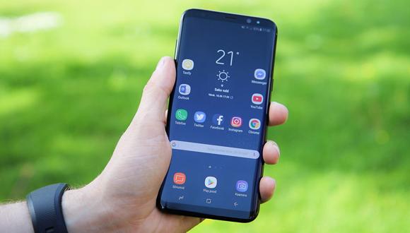 Galaxy S8 VE Galaxy S8 Plus güncelleme