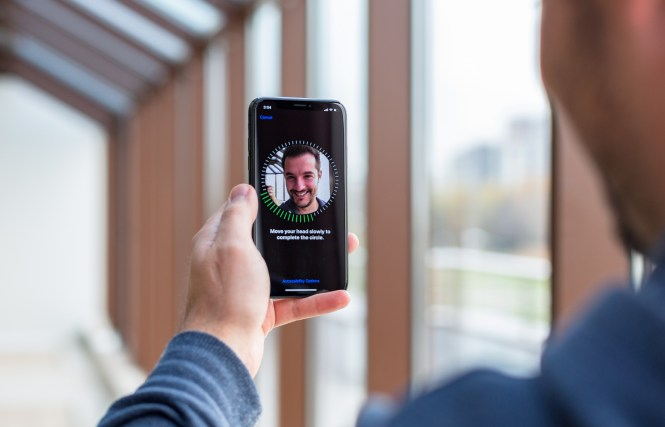iPhone X - Face ID
