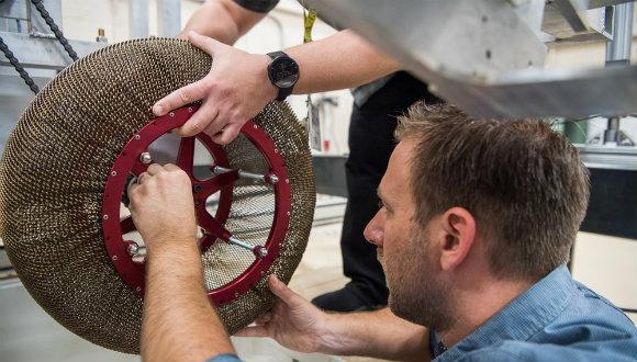 NASA tekerleği yeniden icat ediyor!