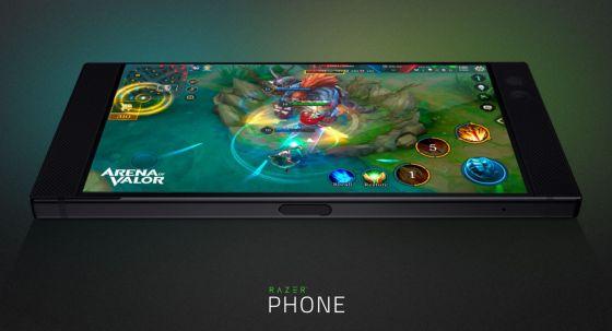 Razer Phone özellikleri