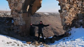 Huawei Mate 10 Pro ile Kars'ta fotoğraf çektik! (vLog)
