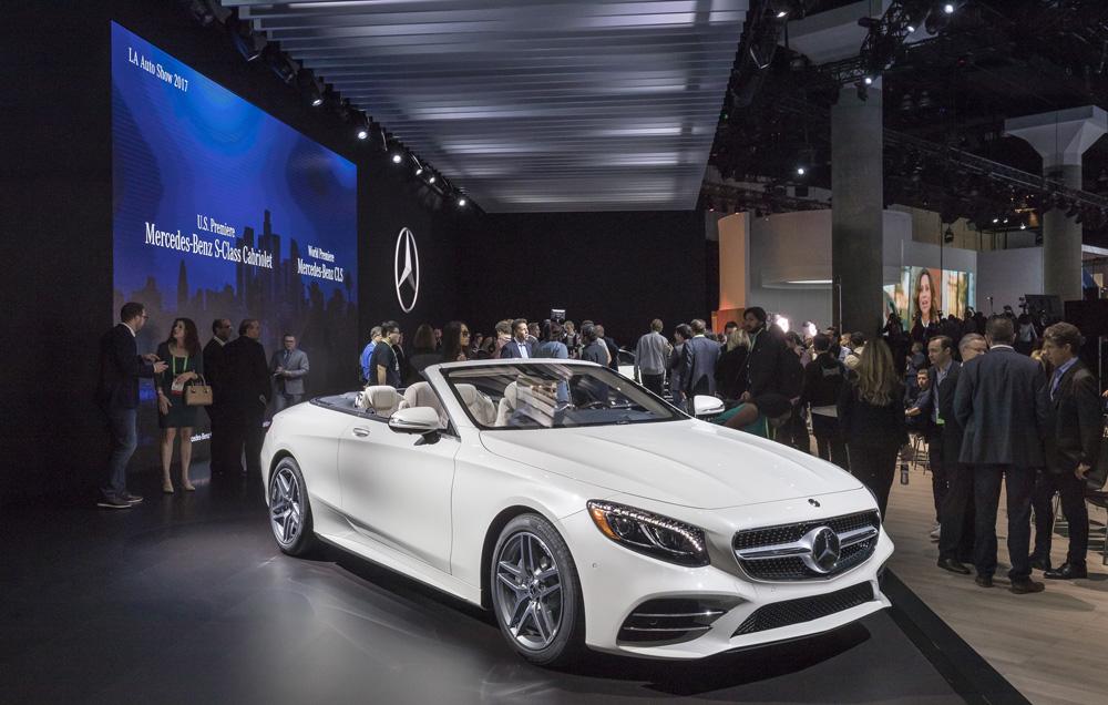 2018 Mercedes-Benz