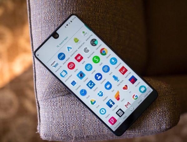 essential phone