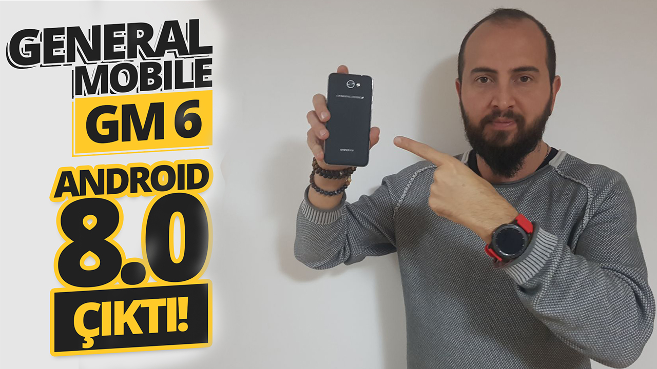 gm 6 android oreo