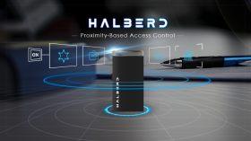 Cihazınız için kablosuz kilit: Halberd