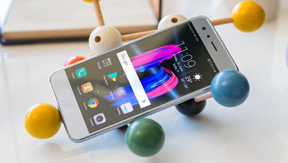 Huawei'den dört kameralı Honor 9 Lite geliyor!