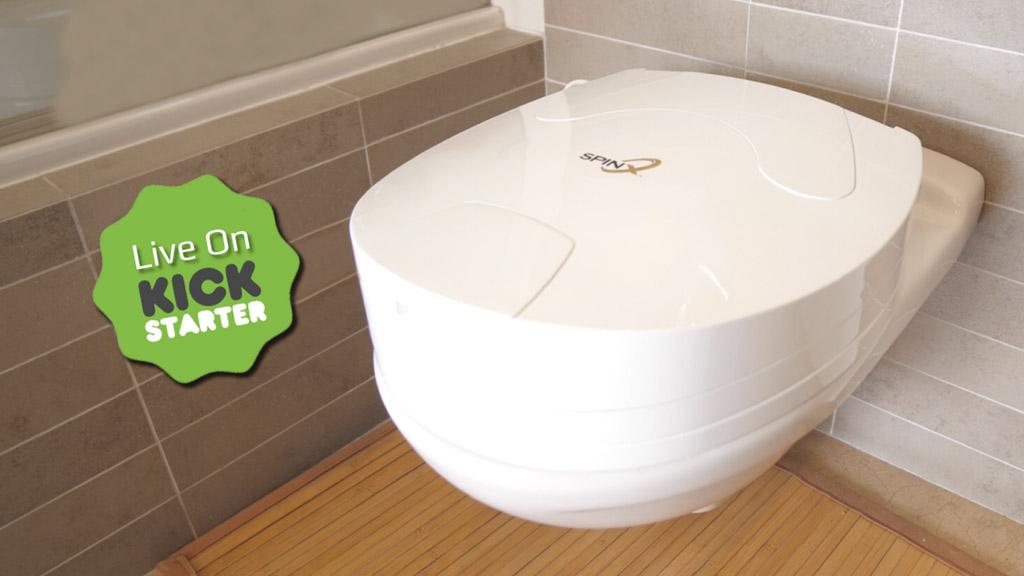 spinx tuvalet temizlik robotu