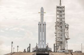 Falcon Heavy 6 Şubat'ta uzaya gidecek