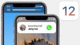 iOS 12 için ilham verici konsept!