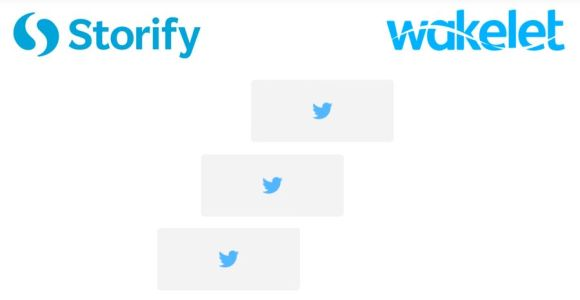 Storify, Wakelet