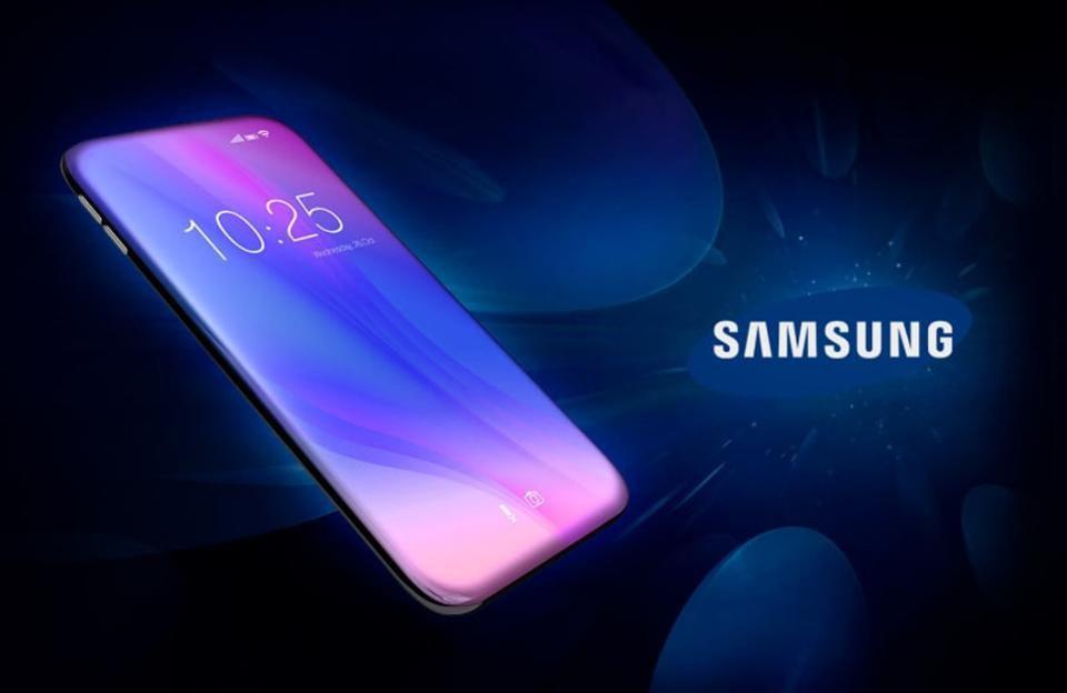 Samsung Galaxy S9 S10 X tasarım