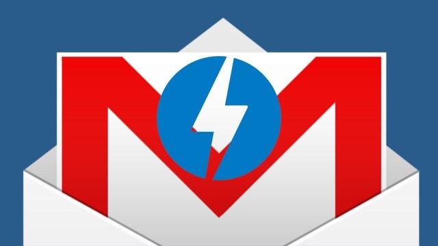 Gmail, AMP