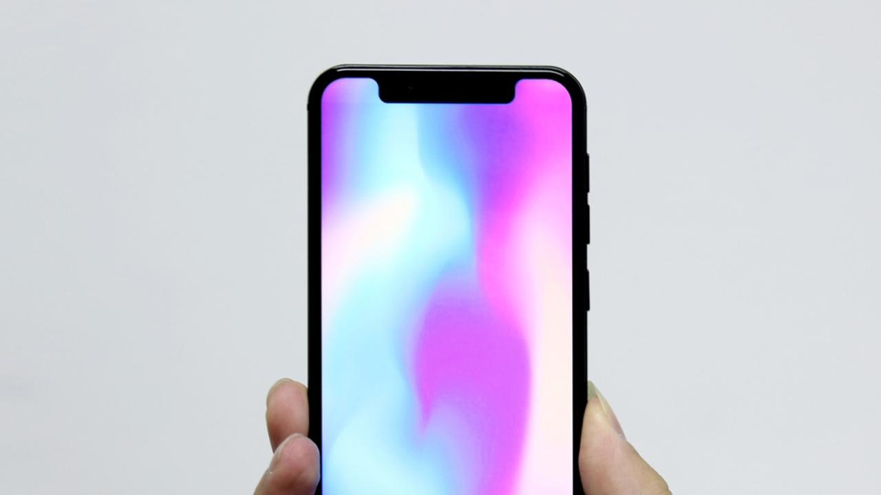 iPhone X klonu