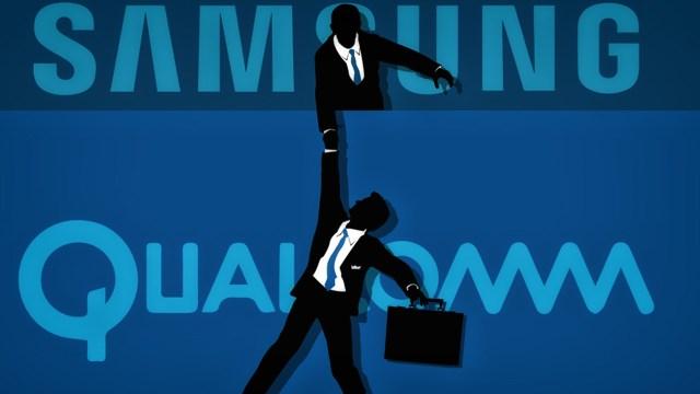 Qualcomm, Samsung