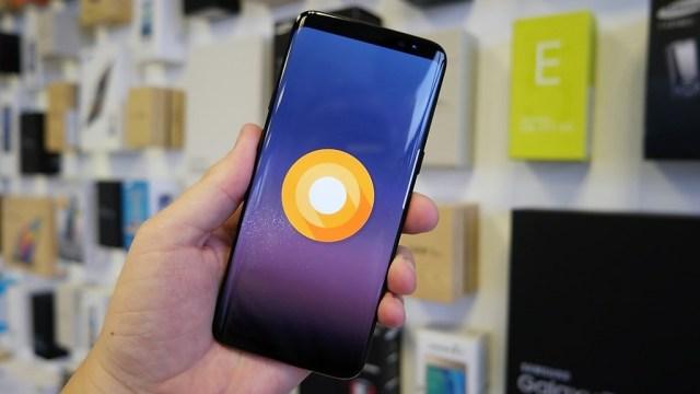 Samsung Galaxy S8 Oreo Güncelleme