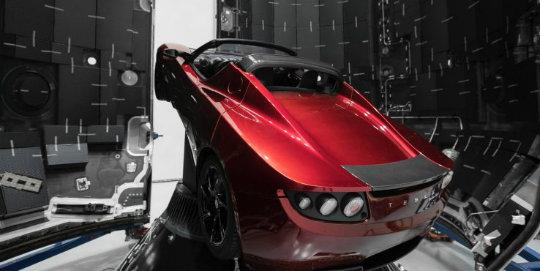 Tesla iş başvurusu