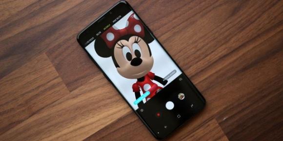 AR Emoji Disney karakter desteğine kavuştu!