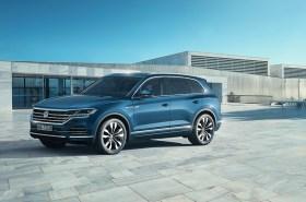 Yeni Volkswagen Touareg tanıtıldı!