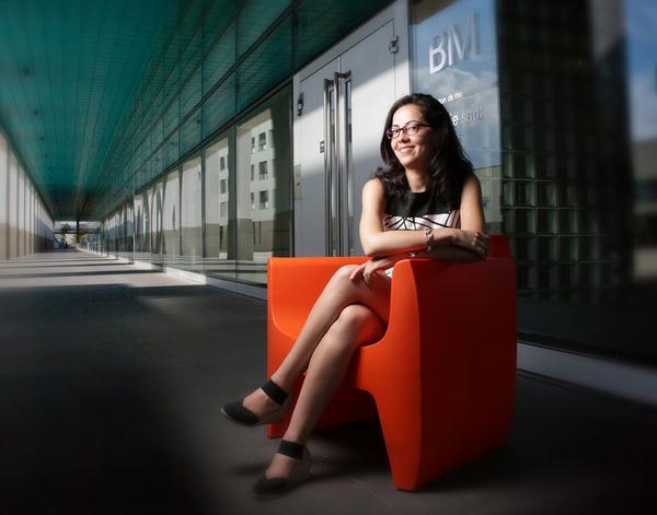 türk bilim kadını
