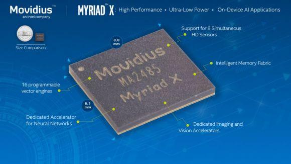 Movidius Mydriad X
