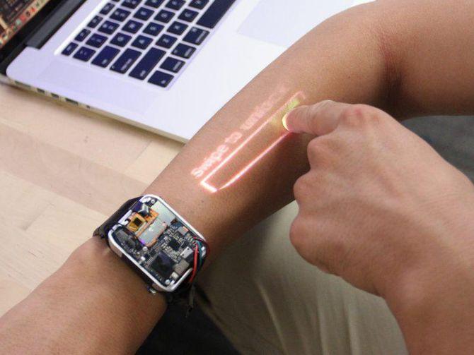dokunmatik ekran, akıllı saat
