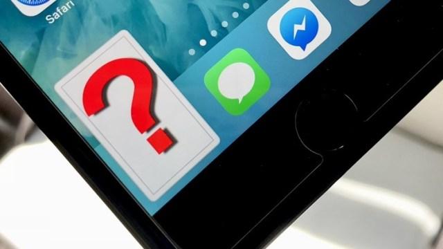 iOS 11.3 Bug