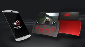 ASUS ROG akıllı telefon mu geliyor?