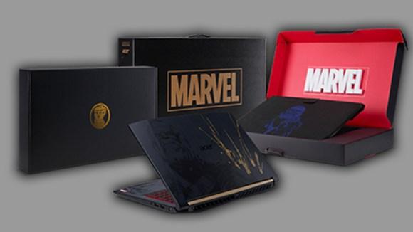 Avengers Infinity War temalı Acer dizüstü