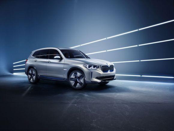 BMW Concept iX3
