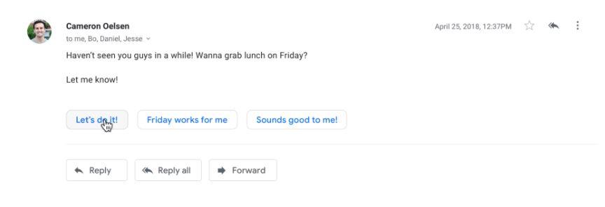 gmail yeni tasarımı