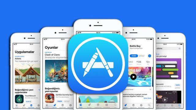 iPhone uygulama indirme