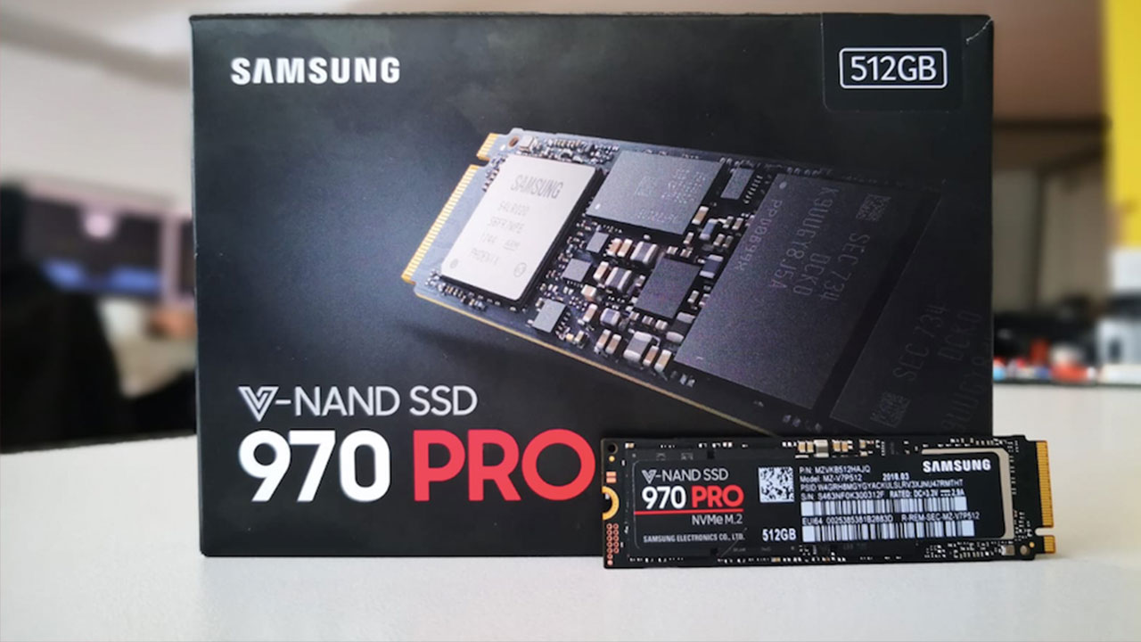 Samsung 970 Pro NVMe M.2