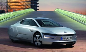 Volkswagen dizel hibrit motorunu tanıttı!