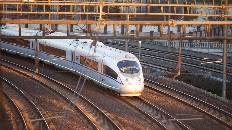 yapay zeka hızlı tren