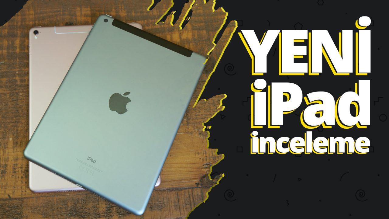 Yeni iPad 9.7