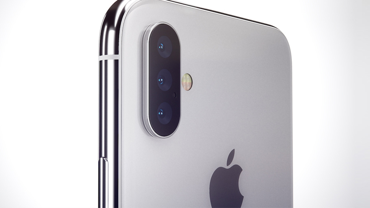 3 kameralı iPhone