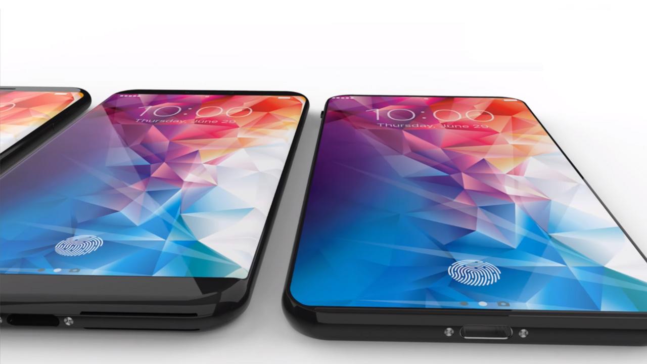 LCD iPhone ekranı