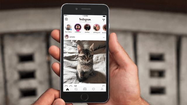 Instagram yeni özelliğini