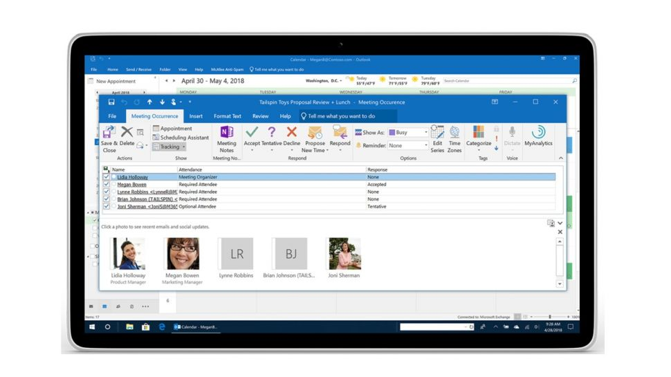 Windows Outlook