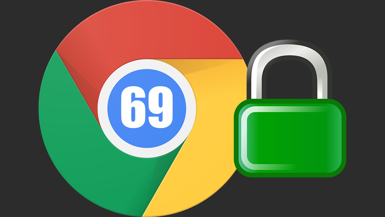 Chrome 69 https etiketi